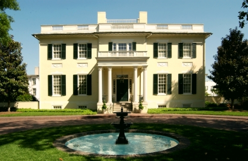 Virginia's Executive Mansion