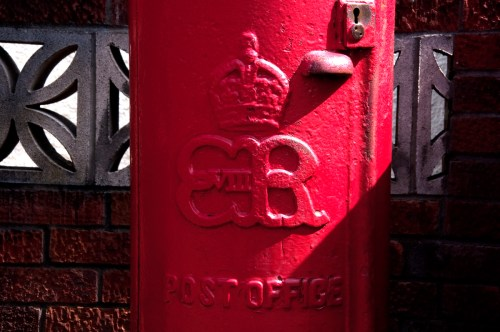 Postbox cipher of Edward VIII - Whitchurch (Mick Lobb [CC BY-SA 2.0 (http://creativecommons.org/licenses/by-sa/2.0)], via Wikimedia Commons)