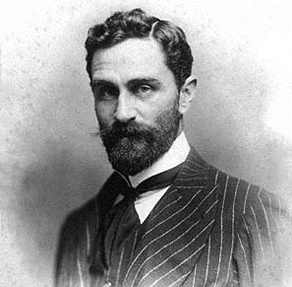 Sir Roger Casement By National Library of Ireland on The Commons (Sir Roger Casement  Uploaded by russavia) [see page for license], via Wikimedia Commons