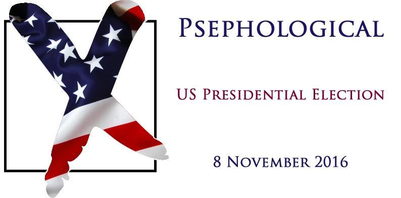Psephological - US Presidential Election 2016