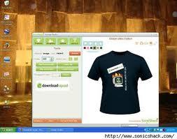 t shirt design program