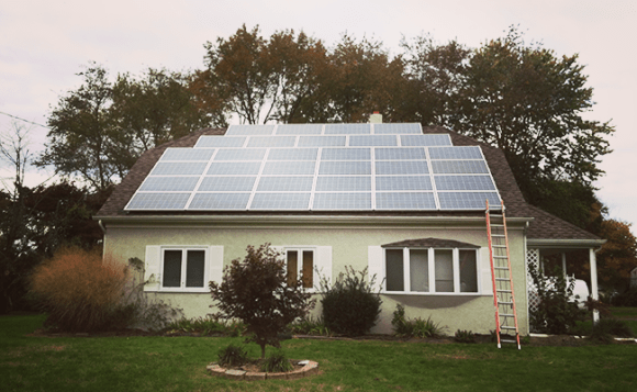 Residential Solar in Clayton New Jersey