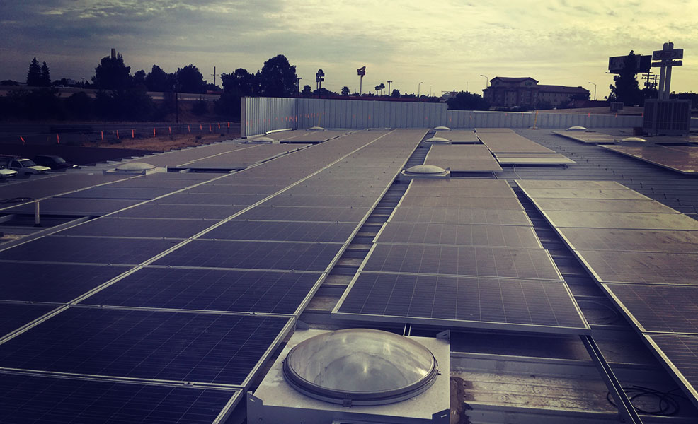 Commercial Solar Fresno California