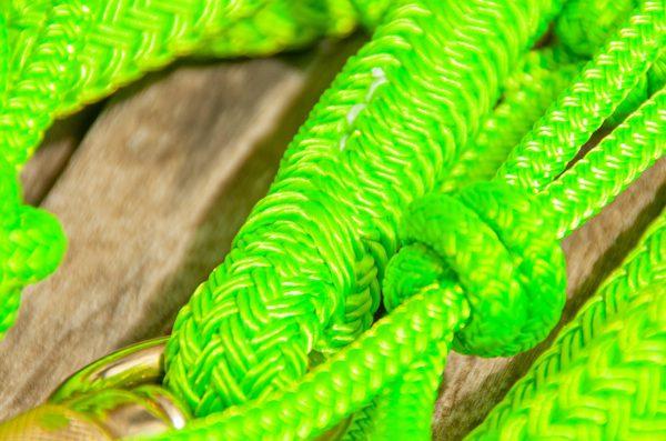 Longe vert néon Brockamp