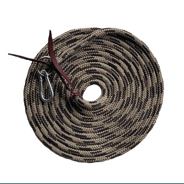Longe 7 m - couleur Beige/Brun 1