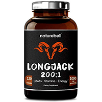 Naturebell Maximum Strength Long Jack