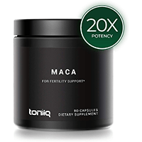 Toniiq Single Origin Wildcrafted Maca Root