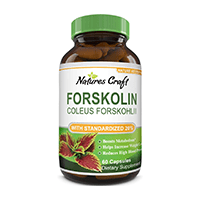 Natures Craft Pure Forskolin Extract