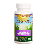 Host Defense Lions Mane Capsules