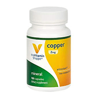 The Vitamin Shoppe Copper Supplement