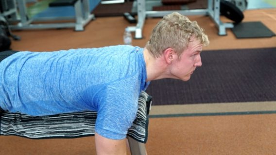 neck training strength
