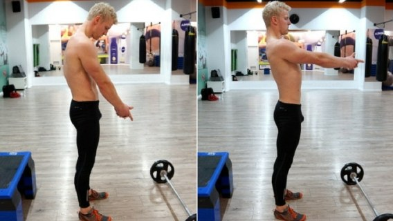 thoracic extension beginner