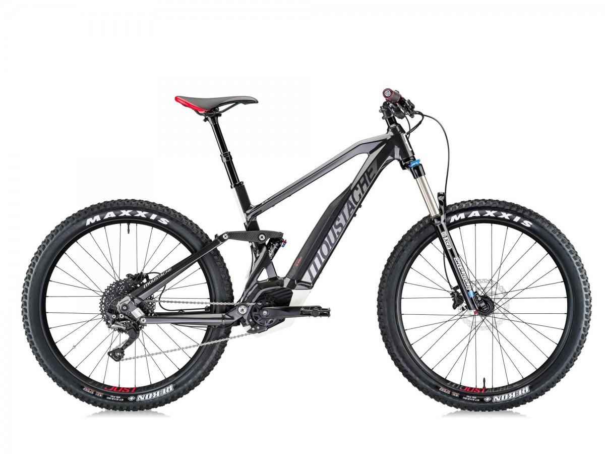 Bicicleta Electrica Mtb Moustache Samedi 27 Trail 4