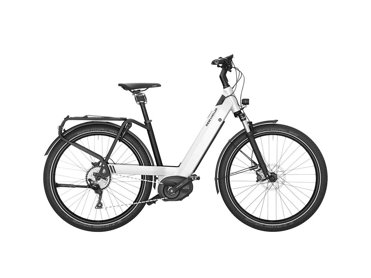 Electric Multipurpose Bike Riese Amp Muller Nevo Gt Touring