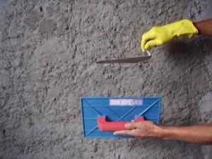 Como chapiscar uma parede 003