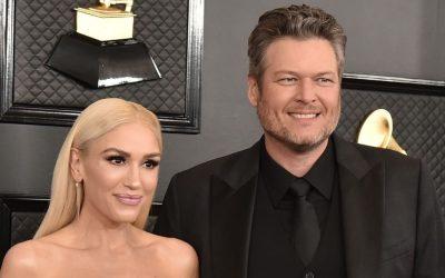 Gwen Stefani y Blake Shelton se casan en una ceremonia íntima