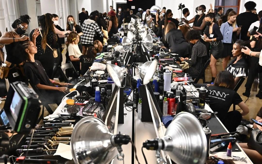 Semana de la moda NYC con TRESemmé