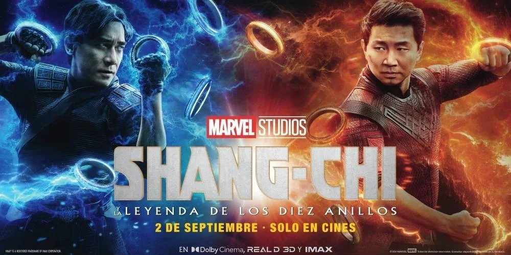 7 Razones para ver 'Shang-Chi y la leyenda de los diez anillos'