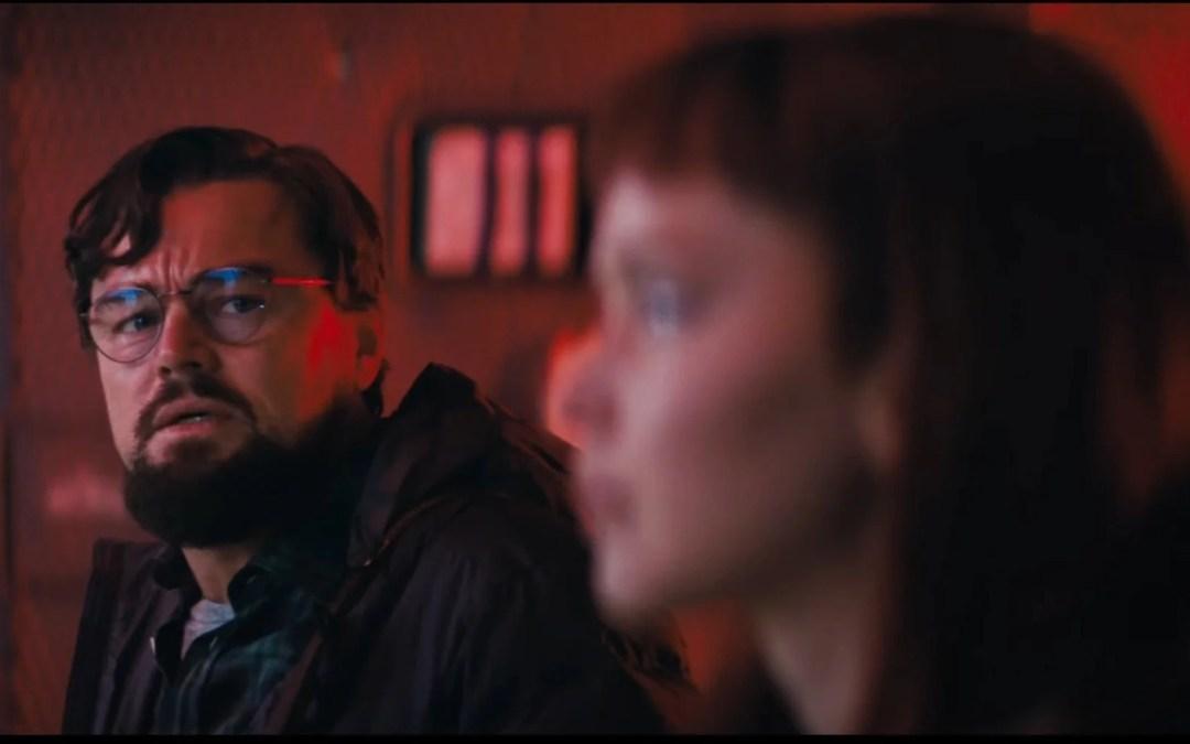 Netflix lanza primer tráiler de Don't Look Up con Leonardo Dicaprio y Jennifer Lawrence