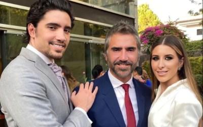 Álex hará a Alejandro Fernández, abuelo otra vez