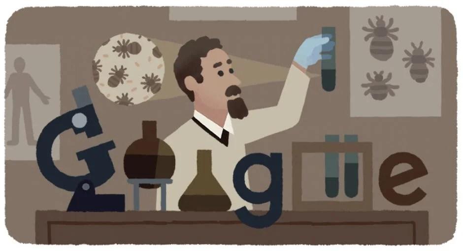 Rudolf Weigl: Google homenajea al inventor de la vacuna contra el Tifus