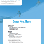 $5 Super Meal Details