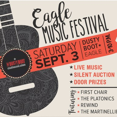 Eagle Music Festival Red Ribbon Project