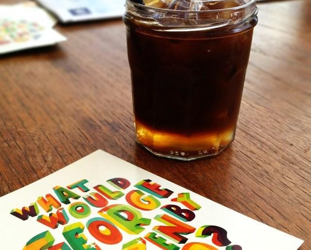 Löytö: Espresso-Tonic