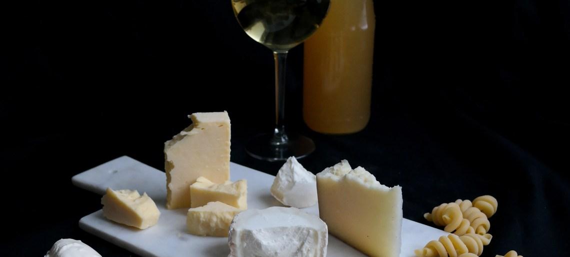 Juhlaruokaa: mac & cheese