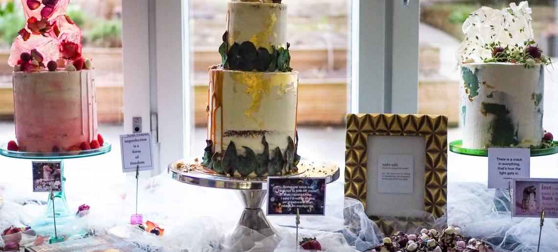 Say it with a cake – kakkumuijan ohjeella hääkakun tekoon!