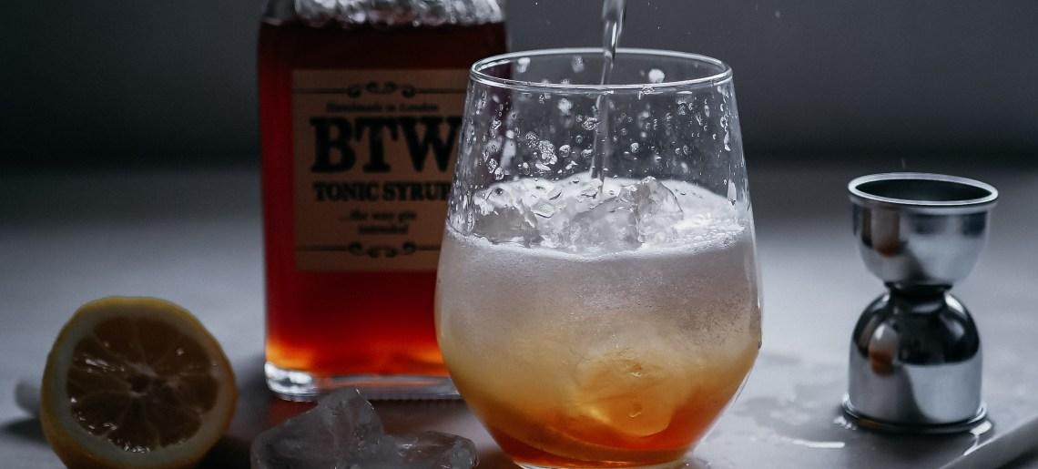Löytö: BTW tonic siirappi
