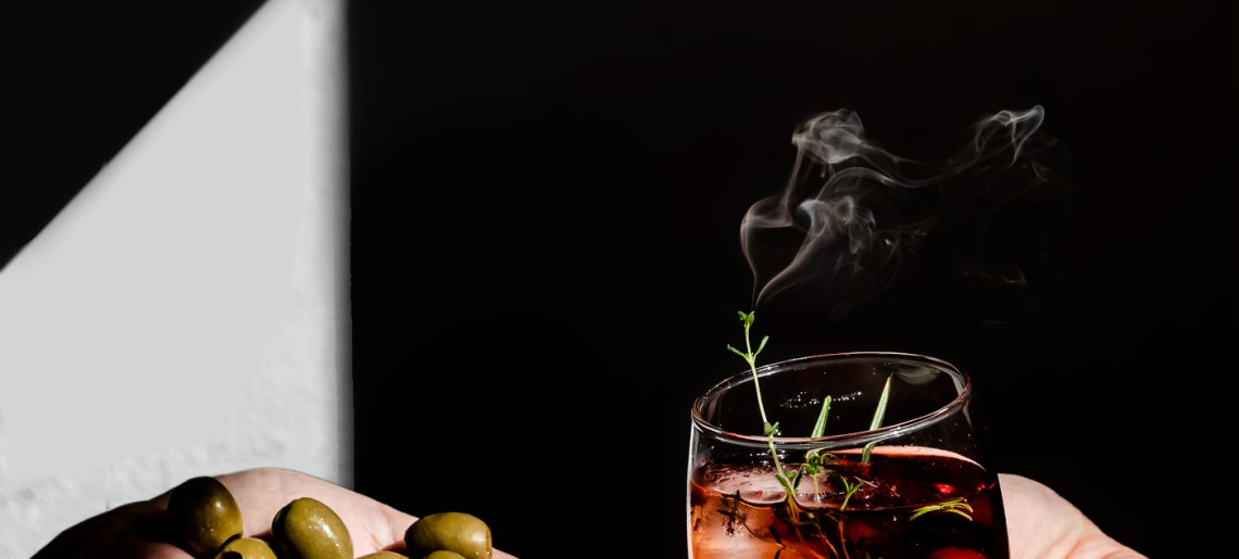 NEGRONI – kotibaarin afterwork cocktail nro 1!