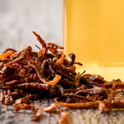 Paahdettu sipuli, sipuliöljy & asiaa ruokasipuleista