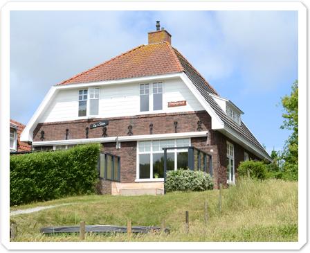 Vakantiehuis Ympepruck Schiermonnikoog