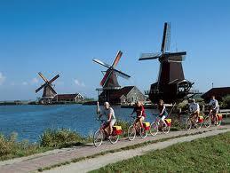 Vakantiegedrag van Nederlanders