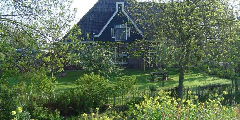 Bed and Breakfast De Frijhof  Grootschermer