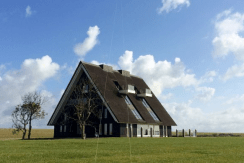 Landhuis Wad Anders, Wierum (Friesland)
