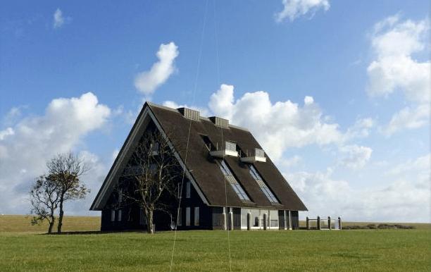 Vakantiehuis Landhuis Wad Anders Wierum