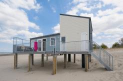 Strandhuisjes, Kamperland (Zeeland)