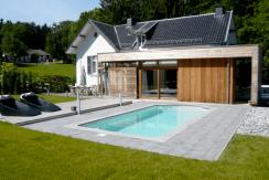 Villa White, Spa (Ardennen, België)