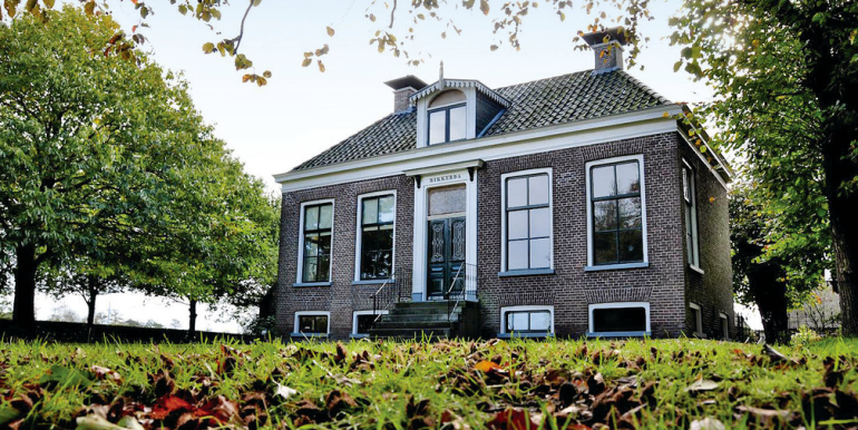 Rikkerda Erfgoedlogies vakantiehuis Groningen