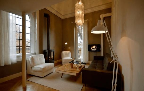 Design Kerk Suites Ameland Nobel