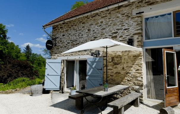 Vakantiehuis Bretagne, Coussac-Bonneval Haute-Vienne Frankrijk
