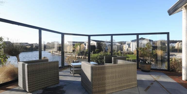 vakantiehuis Chalet camping de duinpan Noordwijk