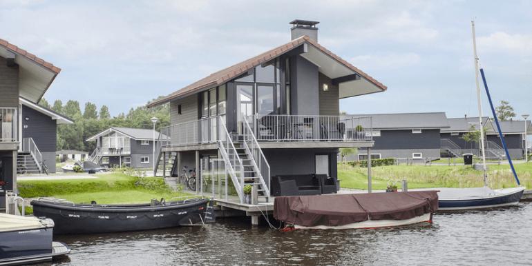Waterpark Sneekermeer vakantiehuis Friesland