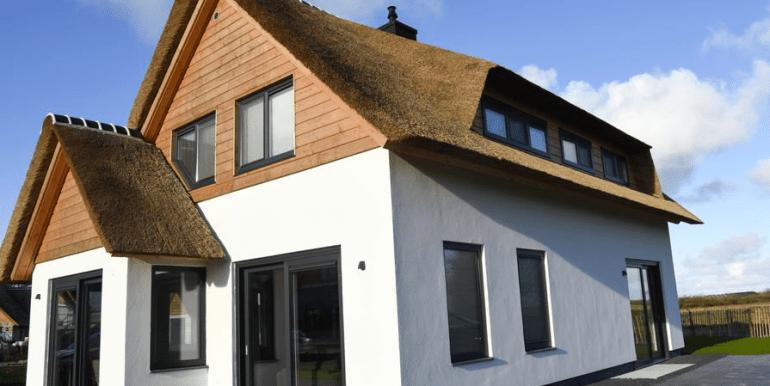 vakantiehuis villa 10-persoons 't hoogelandt texel