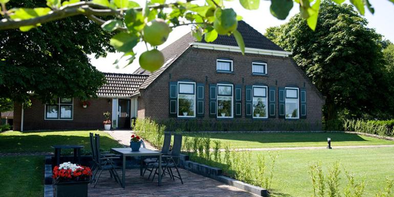 vakantiehuis Hof van Lenthe hoonhorst