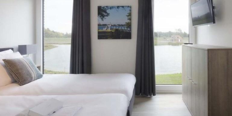 8 persoons vakantiehuis Zeeland Camperveer Veerse Meer