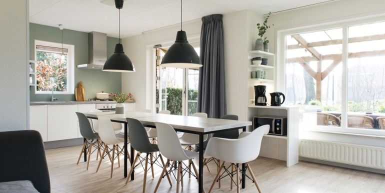 Kleilutte Enter 10-persoons vakantiehuis in Twente 2