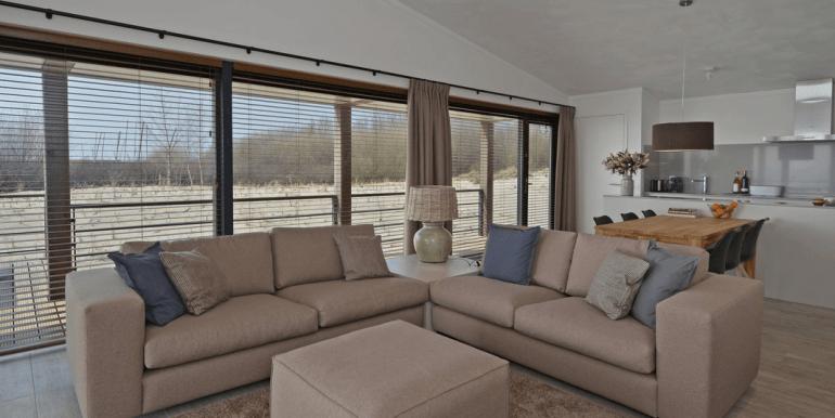 Luxe 6-persoons vakantiehuis Zeeland Oasis Punst West Resort7